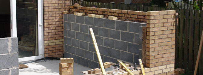 Bricklaying by MR Parker Builders Market Rasen
